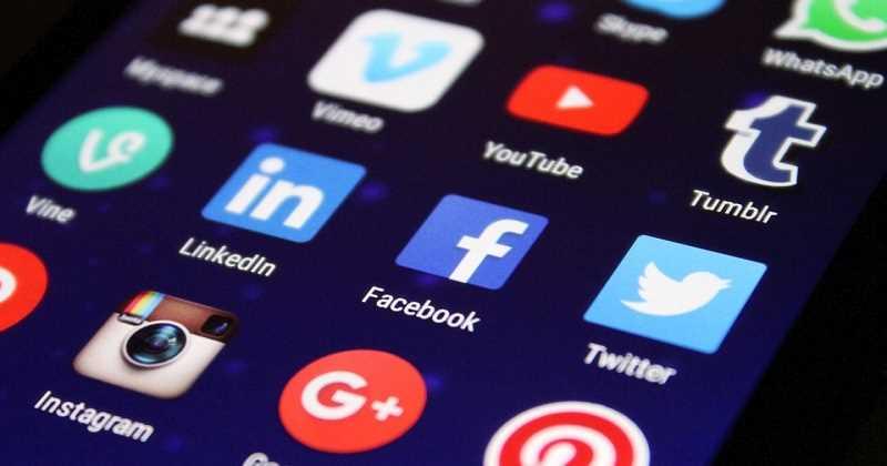 redes sociales dominio de masas
