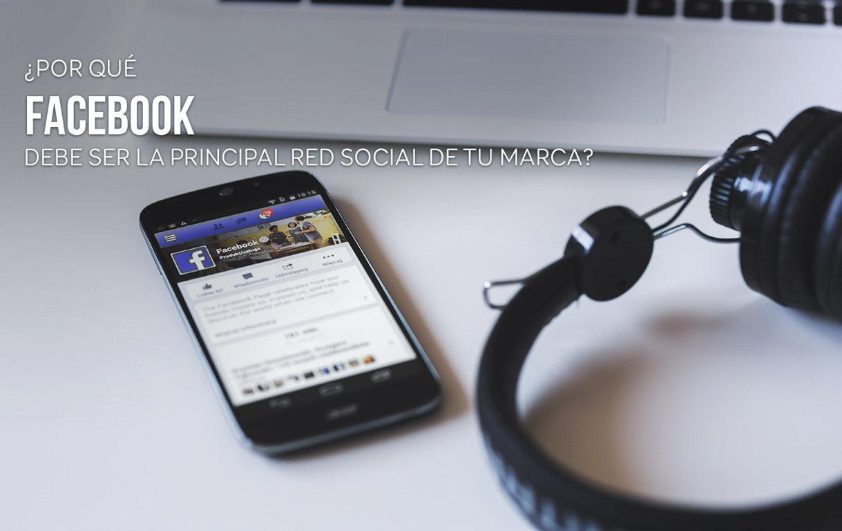 Facebook red de redes sociales