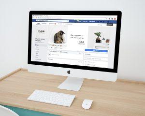 Las redes sociales, necesitan un buen diseño y un texto llamativo para cautivar