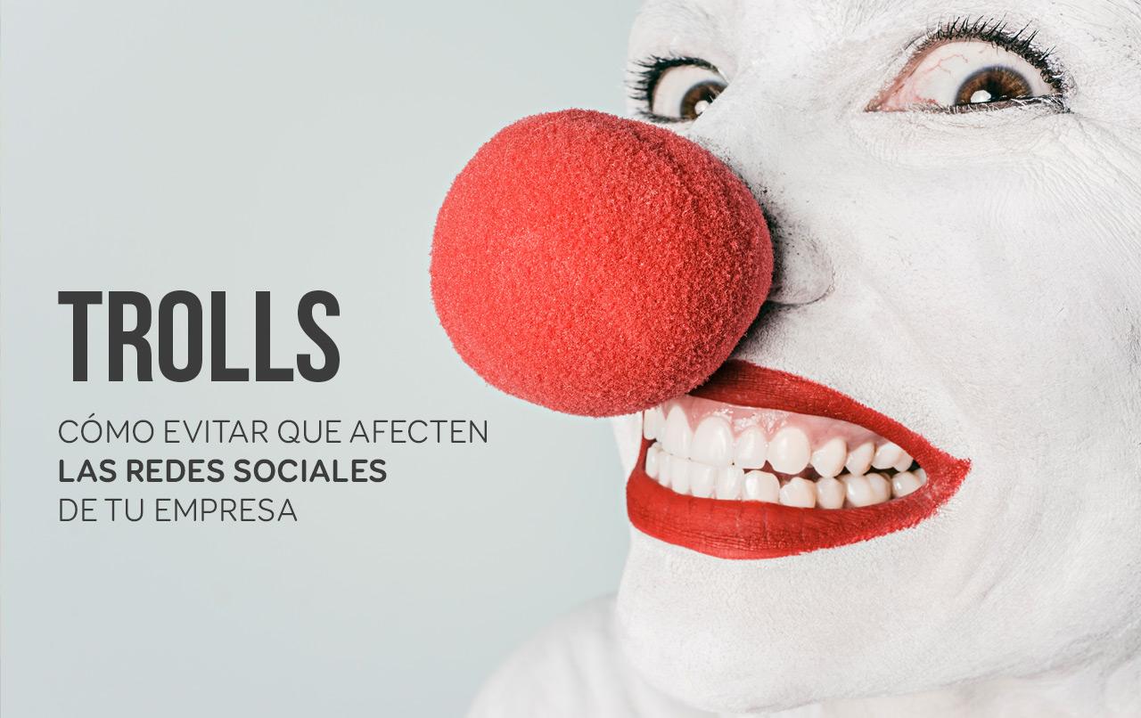 trolls redes sociales social media