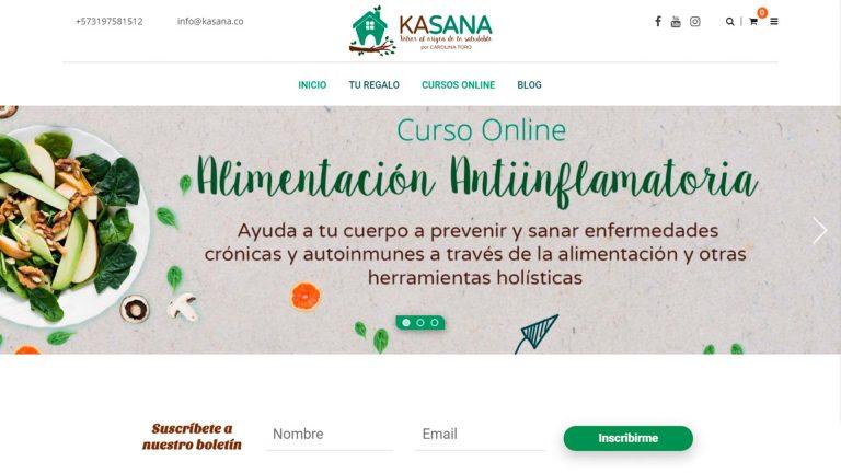 Web Kasana