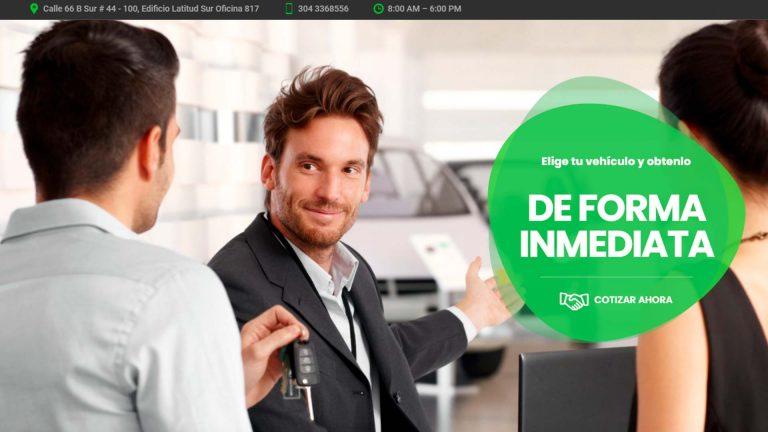 Web Transportes y servicios Antioquia S.A.S
